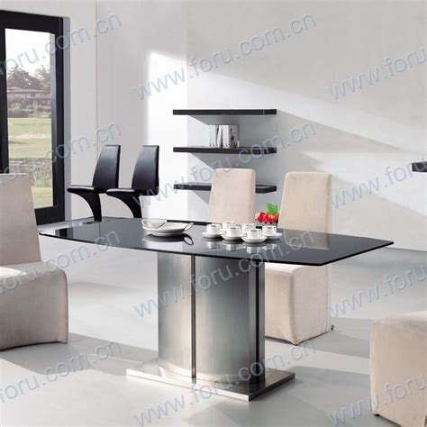 china modern stainless steel furniture table ct 073 chair