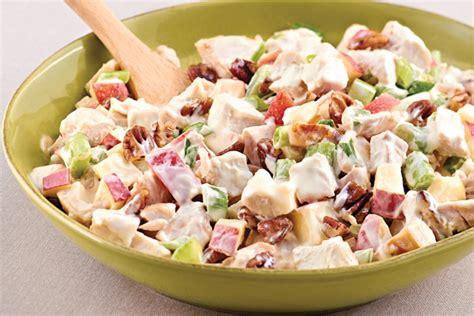 harvest turkey salad kraft recipes