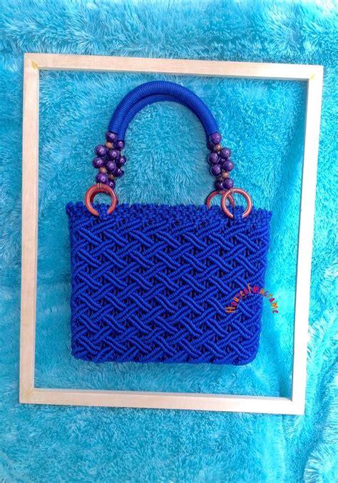 bahan untuk membuat tas dari tali kur about macrame cara membuat tas macrame dengan bahan tali