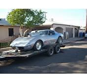 1978 Chevrolet Corvette Drag Car For Sale