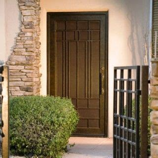 the 25 best security screen doors ideas on