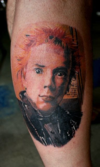 bonnie rotten tattoos johnny rotten tattoos bonnie rotten