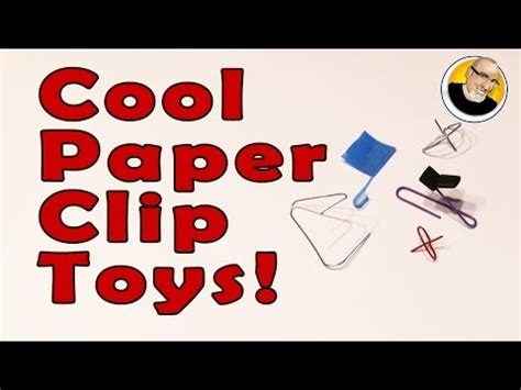 Cool Stuff You Can Make With Paper - some cool things that you can make with paper