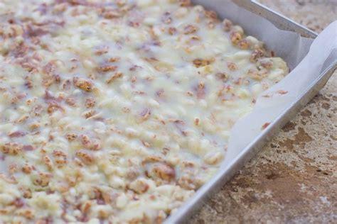 kinder cereali fatto in casa ricetta kinder cereali fatti in casa agrodolce