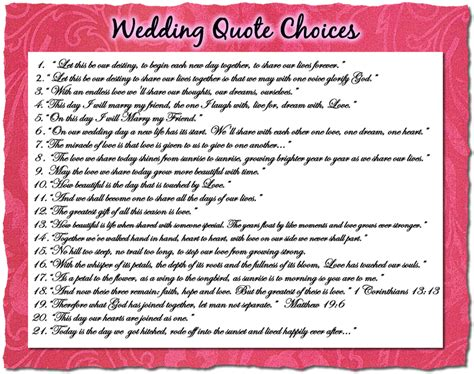 Wedding Quotes Png by Wedding Day Quotes Quotesgram