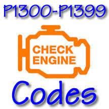 diagnostic trouble codes chart p  freeautomechanic