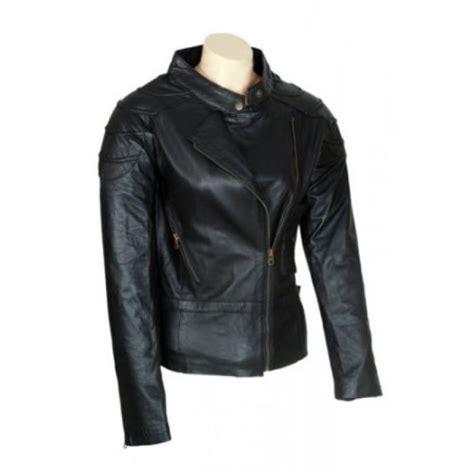 Jaket Angelie wanted leather black jacket