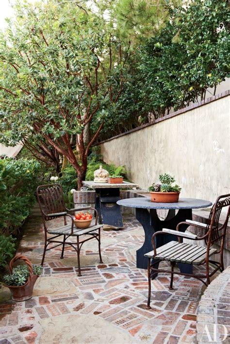 re de patio en aluminium 1001 ideas encantadores de dise 241 o de patios decorados