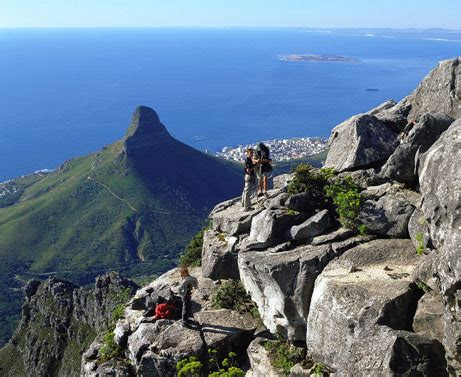 Table Top Mountain South Africa by South Africa Tourism Ten Things To See And Do