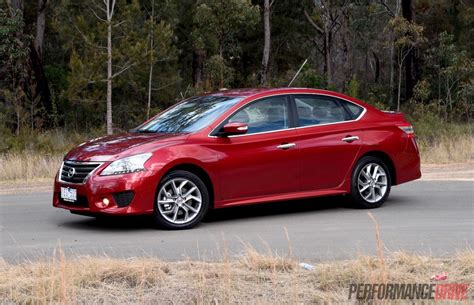 2015 Nissan Pulsar Sss Sedan Review Performancedrive