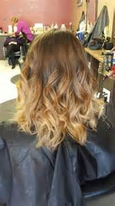 how to ombre shoulder length hair ombre hair medium length hair pinterest