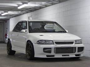Modified Mitsubishi Evo Used 2016 Mitsubishi Lancer Evolution Iii Gsr Fresh Import