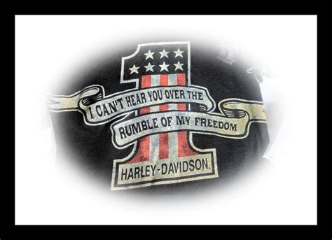 Harley Davidson Motto by Harley Biker Quotes Quotesgram