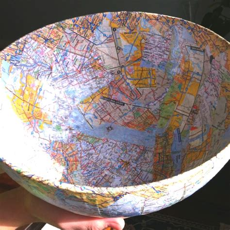 map decoupage 50 best images about map gift ideas crafts on