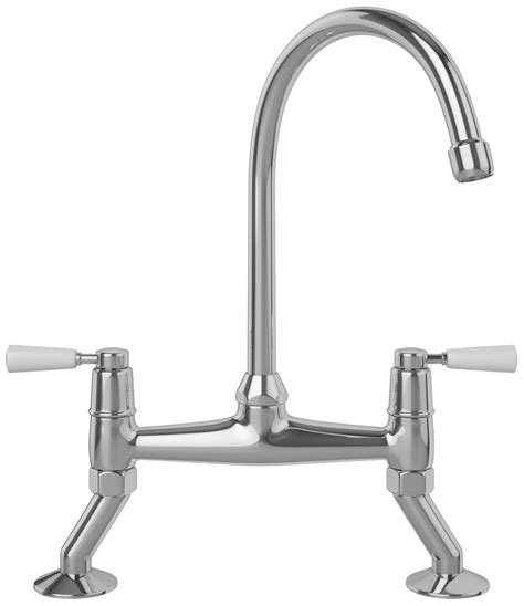 franke kitchen sink taps franke bridge lever kitchen sink mixer tap chrome 1150049962