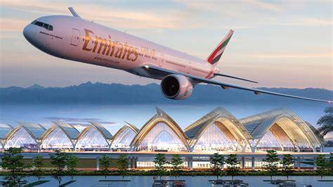 emirates indonesia terminal emirates cebu dubai route to boost passenger traffic at