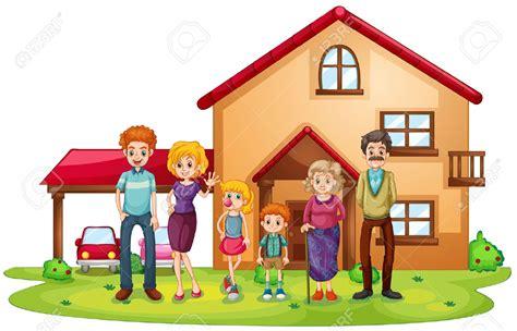 House Family family inside the house clipart clipartsgram com