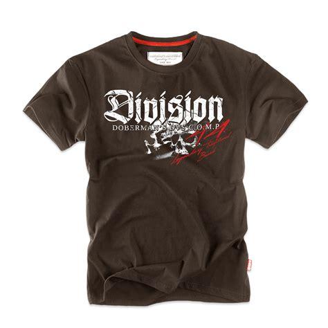 T Shirt Division division 44 t shirt m black ts137a m