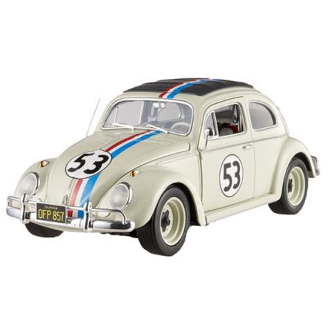 Hotwheels Vw Herbie wheels 1 18 scale elite cult classic 1962 vw herbie the bug malaysia store
