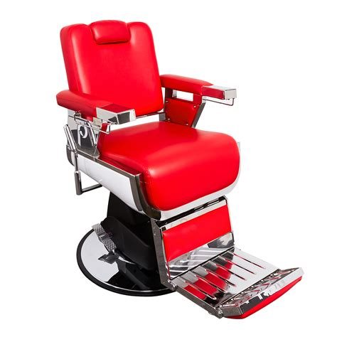 Barber Chairs by Barber Shop Chair Pibbs 661 Seville Hydraulic Barber Chair Salonsmart