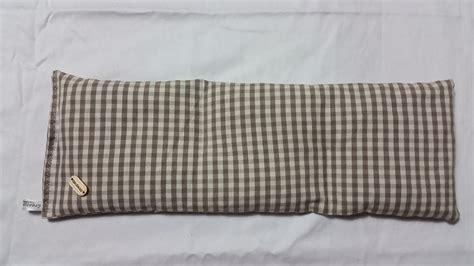 cuscino microonde cuscino lungo noccioli di ciliegia riscaldabile in