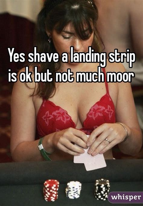 Shave Sissy With Landing Strip | yes shave a landing strip is ok but not much moor