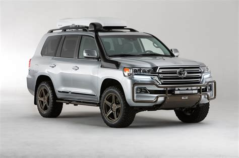 land cruiser sema edition trd landcruiser 200 series revealed why