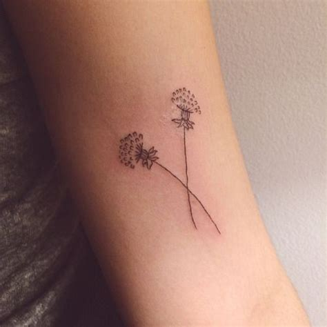 small dainty tattoos best 20 thistle ideas on simple flower
