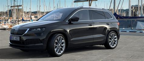 skoda black magic skoda karoq colours guide and prices carwow