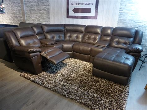 la z boy corner sofa la z boy nashville brown leather power reclining corner