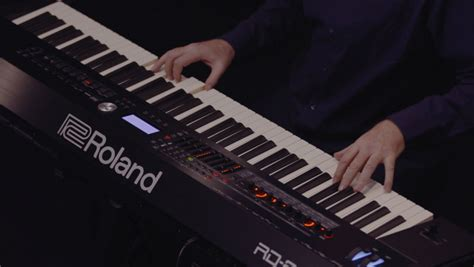 Keyboard Roland Rd 2000 roland india rd 2000 digital piano