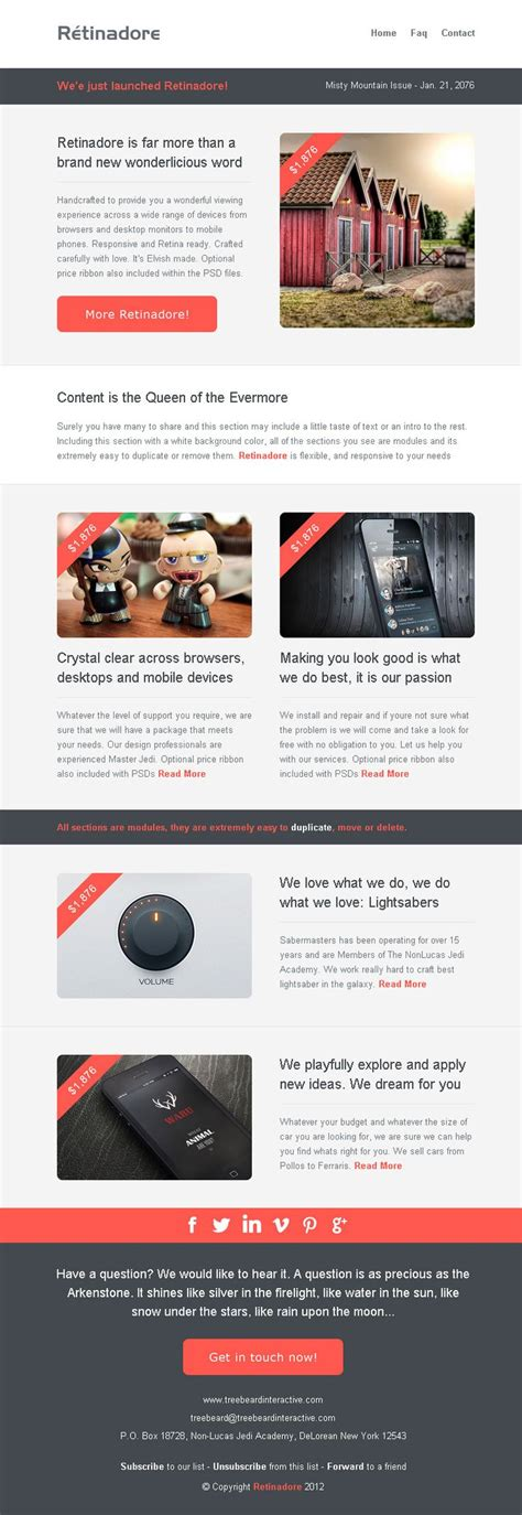 html email blast template 127 best images about email newsletter blast on