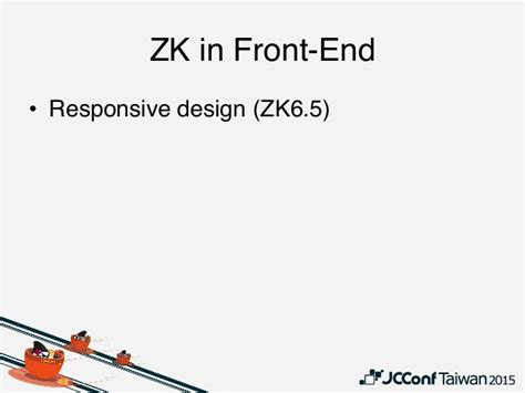 zk responsive layout 當zk遇見front end