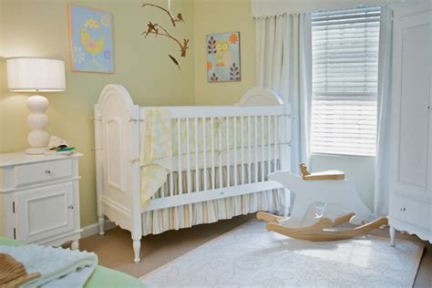 baby room in neutral colors ideas for interior