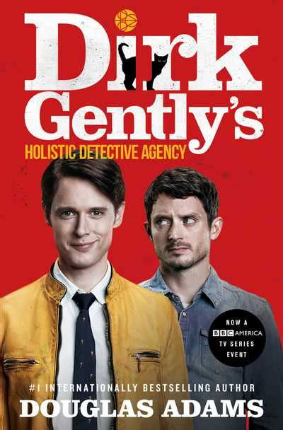 libro douglas adams dirk dirk gently s holistic detective agency by douglas adams paperback booksamillion com books