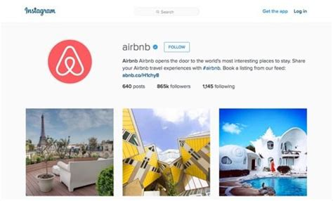 airbnb instagram 12 brands that use instagram to show products culture practical ecommerce