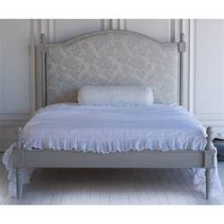 freya upholstered bed low footboard by the beautiful bed