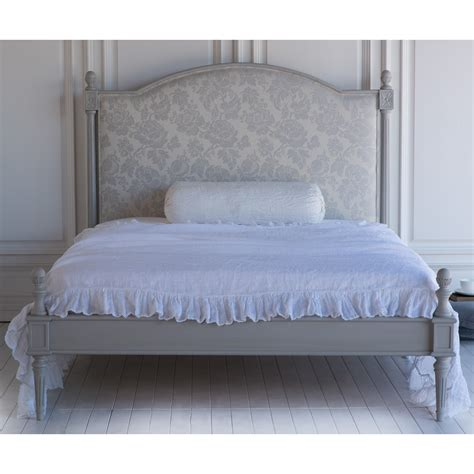 In The Bed by Freya Upholstered Bed Low Footboard By The Beautiful Bed