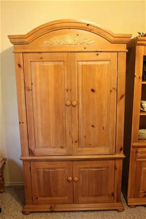 broyhill pine armoire broyhill fontana tv stand for sale