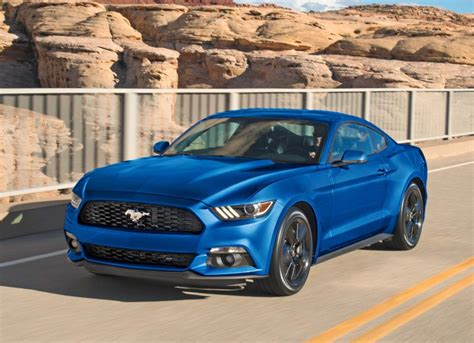 ford mustang coupe convertible  sixth generation