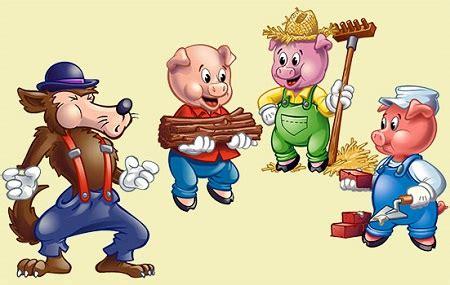 the three pigs el cuento de los tres cerditos los tres cerditos cuento cl 225 sico 174 chiquipedia com