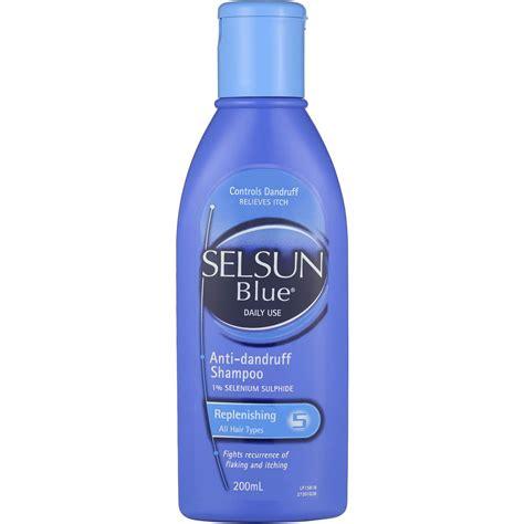Shoo Selsun Blue 5 selsun 5 anti dandruff shoo conditioning 200ml
