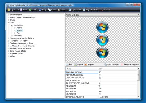 windows theme editor download make your windows 7 own theme with vista style builder 1 5