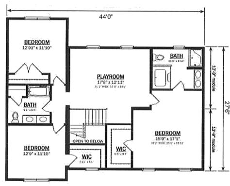 t268233 1 by hallmark homes two story floorplan