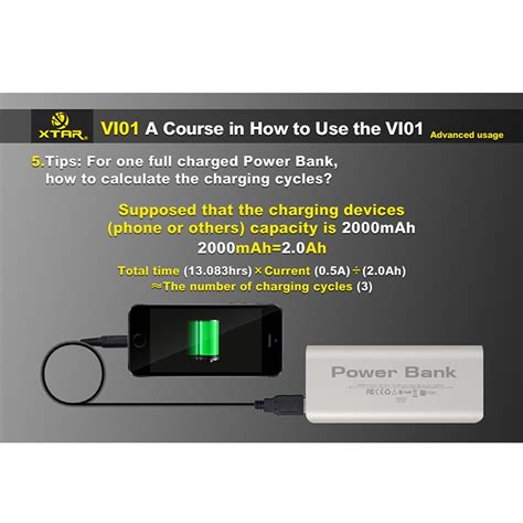 Xtar Vi01 Usb Detector Power Current And Voltage Tester xtar vi01 usb detector power current and voltage tester black jakartanotebook