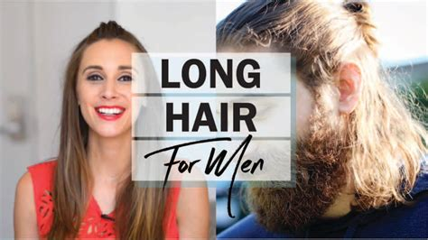what guys think about the hair down there jezebel ask the style girlfriend long hair for men what women