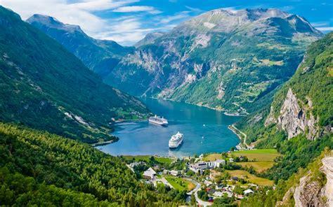 fjord zweden 9d8n europe denmark sweden norway glacier fjords