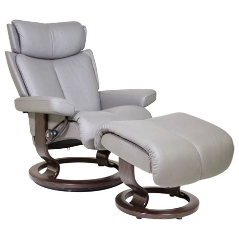Stressless Magic Small Stressless Chair Ottoman Stressless Ottoman Price