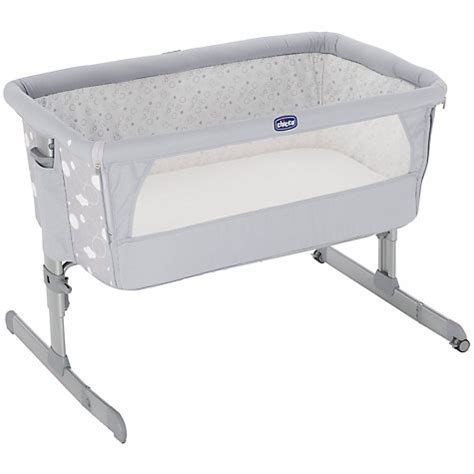 Chicco Next To Me Crib Reviews by Chicco Next To Me Crib Circle Grey Lewis