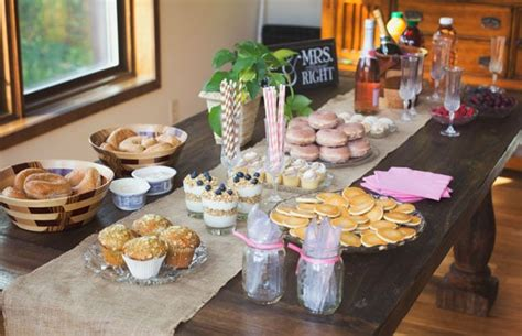 bridal shower brunch menu ideas 5 ideas for a chagne brunch bridal shower